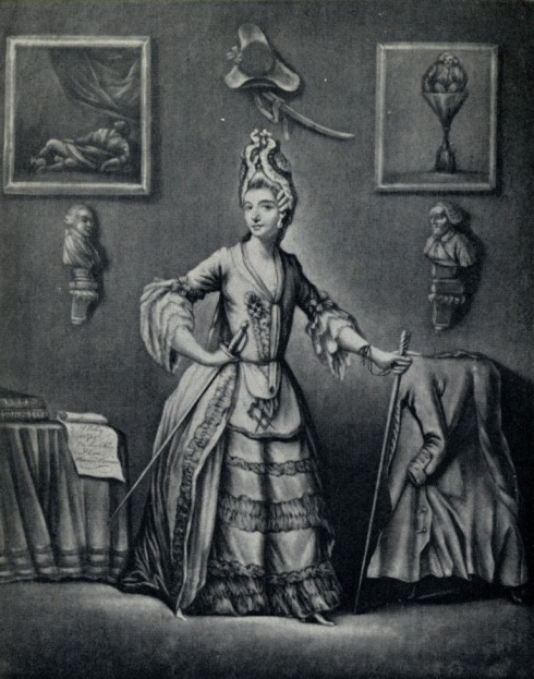 Discovery of the Female Freemason - Copy