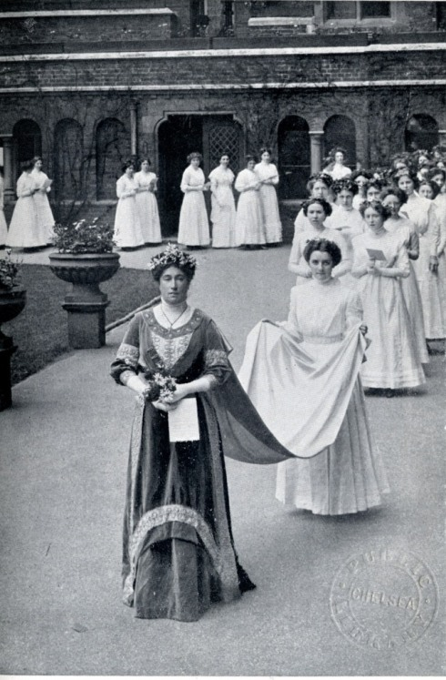 1912 Queen Ellen the mother queen
