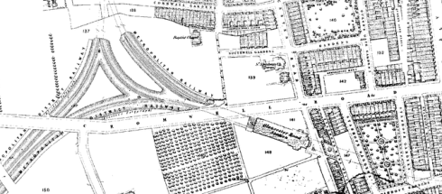Gloucester Road  1869