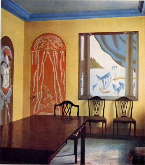 Dining room by John Armstrong 19