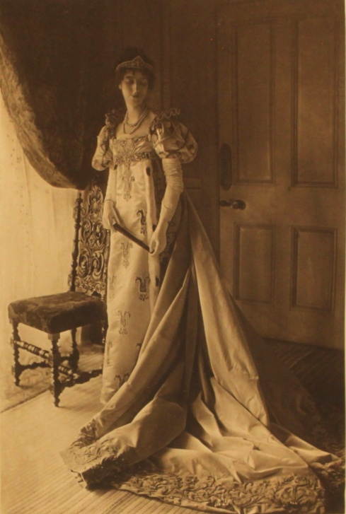 Lady Aileen Wyndham Quin as Queen Hortense  p139