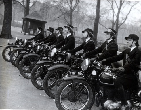 Despatch riders - Copy