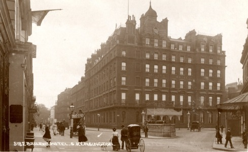 Gloucester Road Baileys Hotel PC456