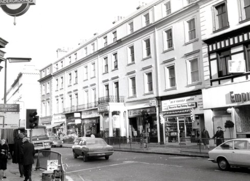 Gloucester Road - east side, 83-81 KS 3571